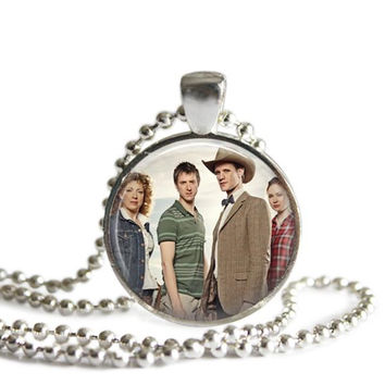 Doctor Who Necklace The 11th Doctor Impossible Astronaut