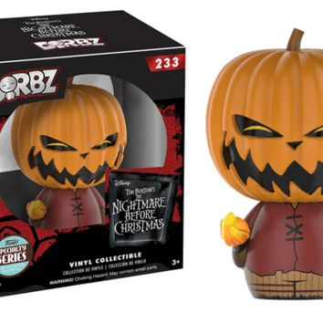 Dorbz Disney: The Nightmare before Christmas - Pumpkin King
