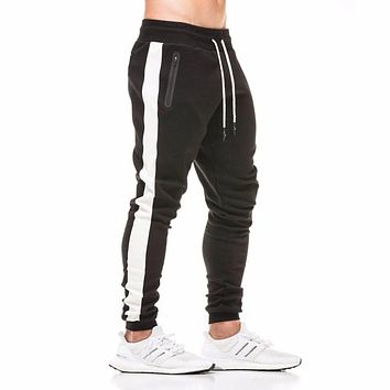 Autumn  Fitness workout solid  Joggers sportswear