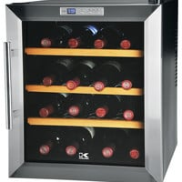 Temperature-control Wine Cooler - contemporary - refrigerators and freezers - by Kalorik