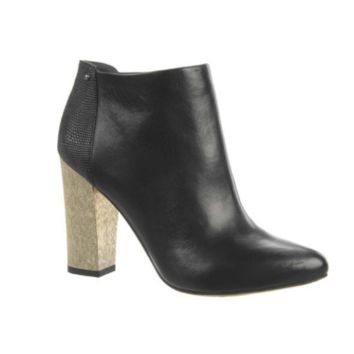 Circus By Sam Edelman Bond Pointed Toe Leather Ankle Boot