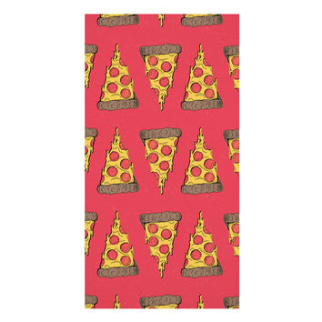 Pizza Party Towel