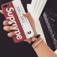 Supreme Iphone 6/6s Iphone 7 Apple Innovative Iphone Matte Phone Case [11916368335]