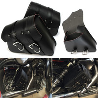 Motorcycle Saddlebags Saddle Bags Pouch For Harley Davidson Touring Cruiser