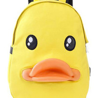Duck Backpack Cute funny