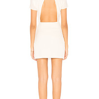 by the way. Cheyenne Open Back Dress in Ivory | REVOLVE