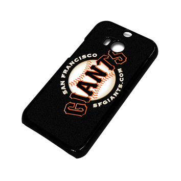 SAN FRANCISCO GIANTS 2 HTC One M8 Case Cover
