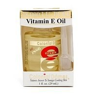 Vitamin E Oil 35,000 Iu. 2 Pk with Dispenser by Colonial Dames