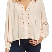 ASTR the Label Madina Blouse | Nordstrom