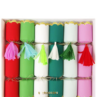 Fringe Holiday Party Crackers