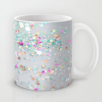 Surprise Party Mug by Lisa Argyropoulos
