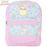 Sweet Bunny Full Print Backpack