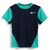 Boy's Nike 'Hyperspeed' Dri-FIT Short Sleeve Top