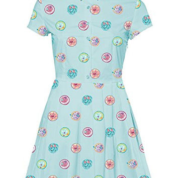 Women's Iron Fist For Cup Cakes Dress
