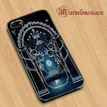 Magic Gate of Moria, Lord Of The Ring, The Hobbit custom case for all phone case