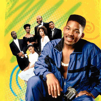 The Fresh Prince of Bel-Air 27x40 TV Poster (1990)
