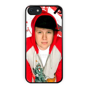 Patrick Stump Fall Out Boy Fob Band iPhone 5/5S Case