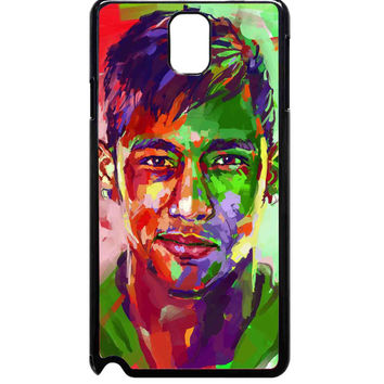 colorful neymar For Samsung Galaxy Note 3 Case ***