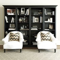 Tuscan Flush Bookcases - Set of 4