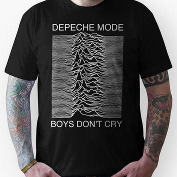 Joy Division , Depeche Mode , The Cure  Unisex T-Shirt