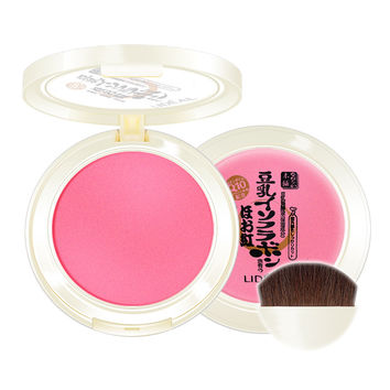 Brand Makeup LIDEAL Blush Rouge cream Powder Blush 8 colors available Blush Rouge Cream orange pink to mention bright makeup