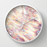 Sun  Wall Clock by JoanaRosaC