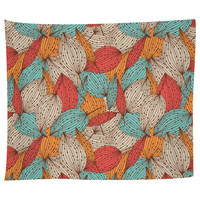 Colorful Autumn Tapestry