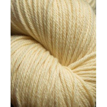 Jagger Spun Super Lamb 4/8 Worsted Weight Cone - Daffodil