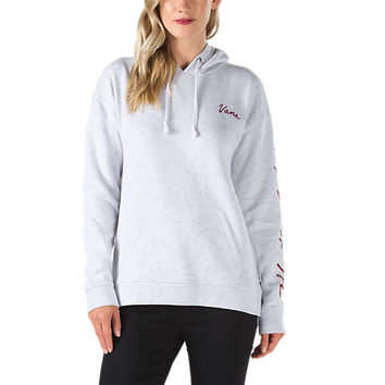 Script Pullover Hoodie | Shop Womens Sweatshirts At Vans