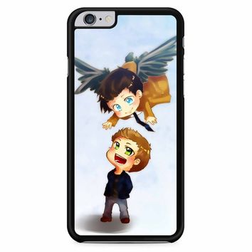 Supernatural Destiel Fanart iPhone 6 Plus / 6s Plus Case