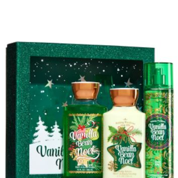 Holiday Traditions Gift Set Vanilla Bean Noel
