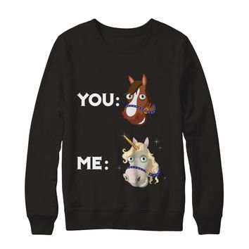 You Me Unicorn Sweatshirt