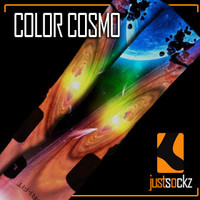Custom Nike Elite Socks : Color Cosmo