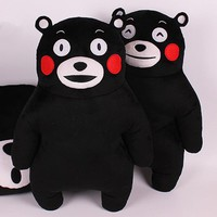 New Arrival KUMAMON Plush Stuffed Doll Anime Figure Action Japan Mascot Character Kumamoto Yuru-chara Kids Birthday Gifts