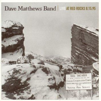 Dave Matthews Band - Live At Red Rocks 8.15.95