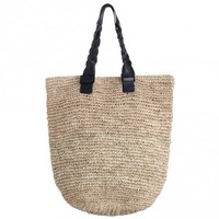 Raffia Tote - The Latest