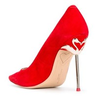 Sophia Webster Stiletto Pumps - First Boutique - Farfetch.com