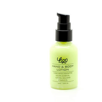 B20 Hand and Body Lotion. Rosemary. Shea Butter. Natural Scented. No Fragrance or Essential Oil.