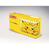 Limited Edition Pikachu Nintendo 3DS XL