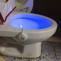 Home Design Toilet Night Lights