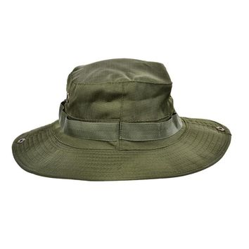 Outdoor Camping Climbing fishing Hats Warrior Jungle  Training Military Training Hats Mountaineering Round Sun Hat