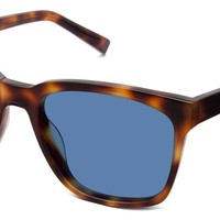 Barkley Sunglasses in Oak Barrel for Men | Warby Parker