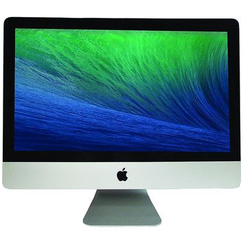 "Apple Certified Preloved 2.5ghz 21.5"" Imac Desktop Computer"