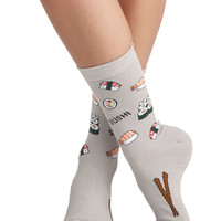 Sushi's Got Good Taste Socks | Mod Retro Vintage Socks | ModCloth.com