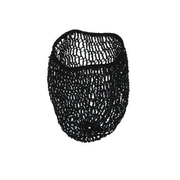 Black Snood Hair Net
