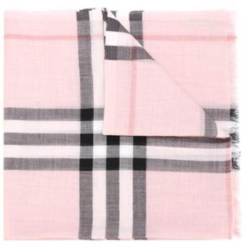 Burberry Checked Scarf - Vitkac - Farfetch.com
