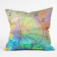 Lisa Argyropoulos The Dream Weaver Throw Pillow