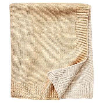 The Emily & Meritt Liquid Gold Throw