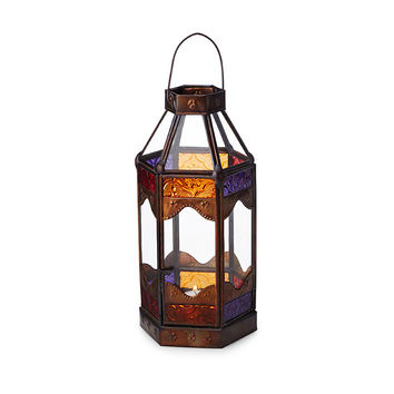 Moroccan Sunset Candle Holder | candle holders
