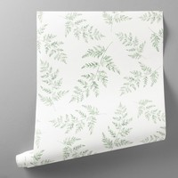 Wallpaper Fern Print - Hearth & Hand™ with Magnolia